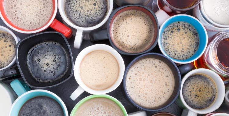 Bij ons staat de koffie altijd voor u klaar!