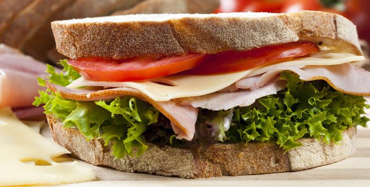 Wij verzorgen graag uw lunch!